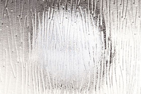 Pilkington Charcoal textured glass