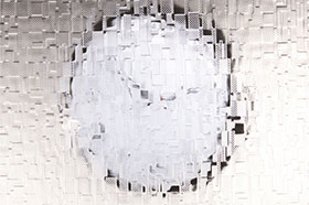 Pilkington Digital textured glass
