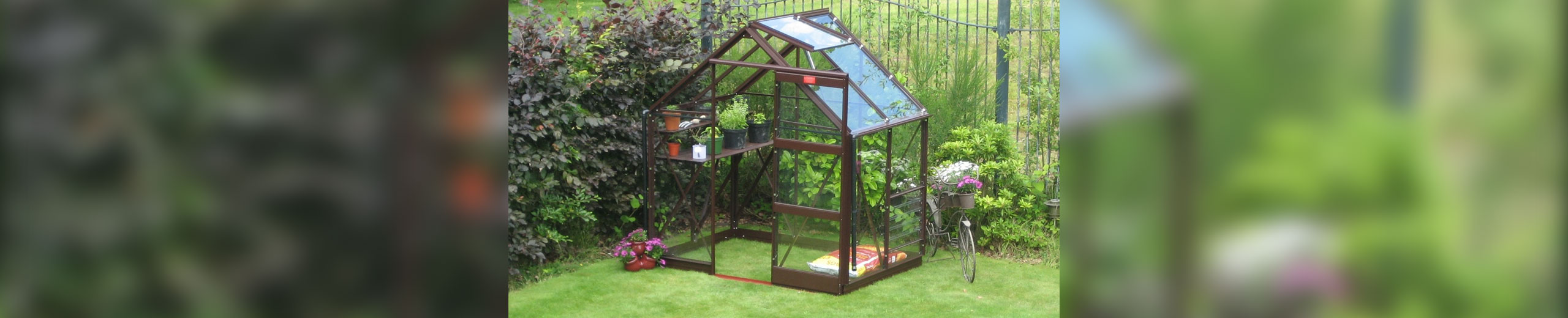 4 x 6 Craftsman greenhouse